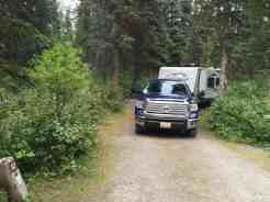 Byers Lake Campground