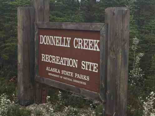 Donnelly Creek State Recreation Site