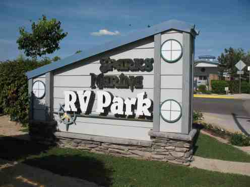 Sparks Marina RV Park