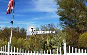Justin's Diamond J RV Park
