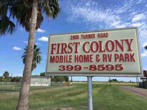 First Colony Mobile Home & RV Park