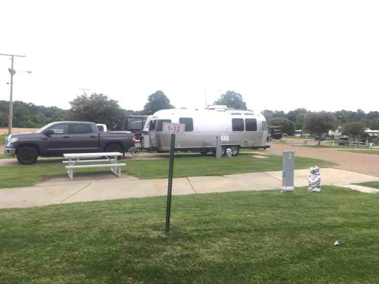 Ameristar Casino Hotel Vicksburg RV Park