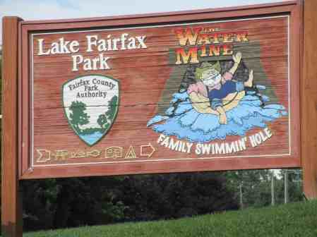 Lake Fairfax Campgrounds