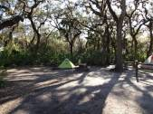 Myakka River State Park Old Prairie Campground