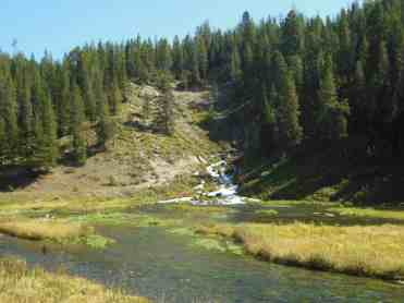 Warm River Campground