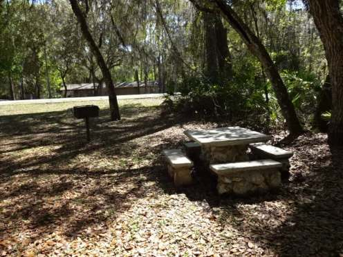 Hillsborough River State Park Campground