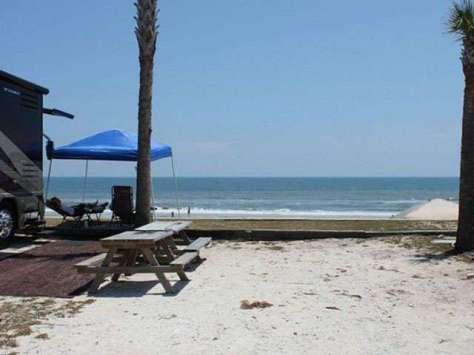 Beverly Beach Camptown RV Resort