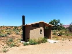 Creek Pasture Designated Camping Area