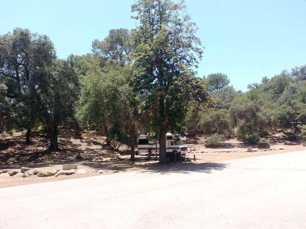 Dennison Park Campground Ojai, California   RV Park