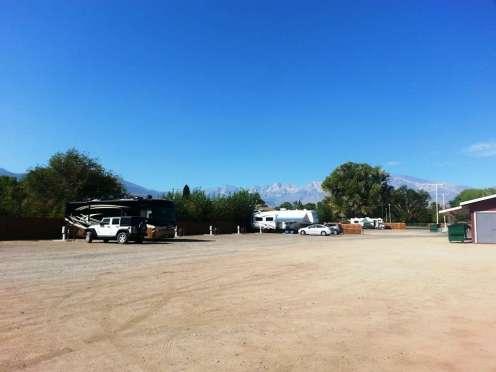 Tri-County Fairgrounds Bishop RV Park