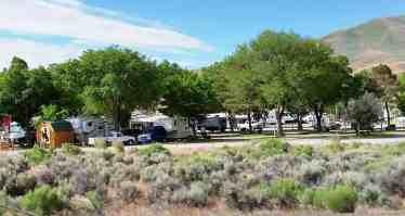 Elko RV Park at Ryndon
