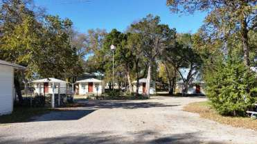 Oakdale Park Campground and RV Park Glen Rose, Texas   RV ...