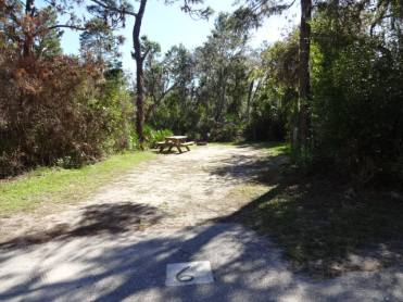 Little Manatee River State Park Campground