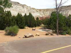 Kodachrome Basin State Park: Basin Campground