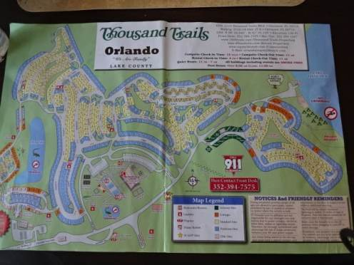 Thousand Trails Orlando