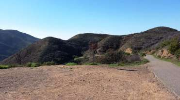Sycamore Canyon Campground at Point Mugu State Park
