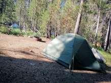 Bridalveil Creek Campground
