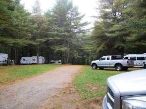 Camden Hills Campground