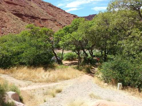 Hal Canyon Campground