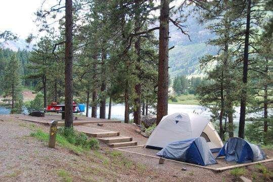 Haviland Lake Campground