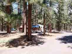 North Rim Campground