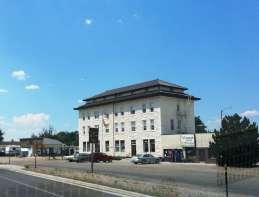Historic Virginian Hotel RV Sites