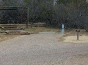 Palo Duro Canyon State Park Campground