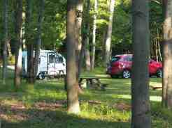 Dune Lake Campground