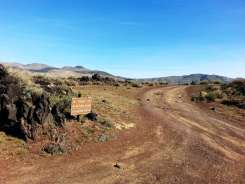 Fossil Falls BLM Campground