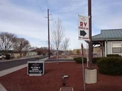 Grand Canyon Railway RV Park