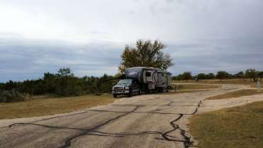 Lake Colorado City State Park Campground