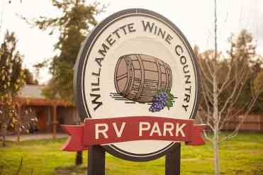Willamette Wine Country RV Park