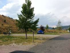 White Sandy Recreation Site Campground