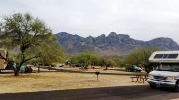 Catalina State Park Campground