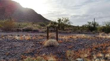 Picacho Peak State Park Campground