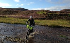 Take part in a cycle challenge