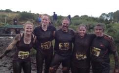 Enter a mud run