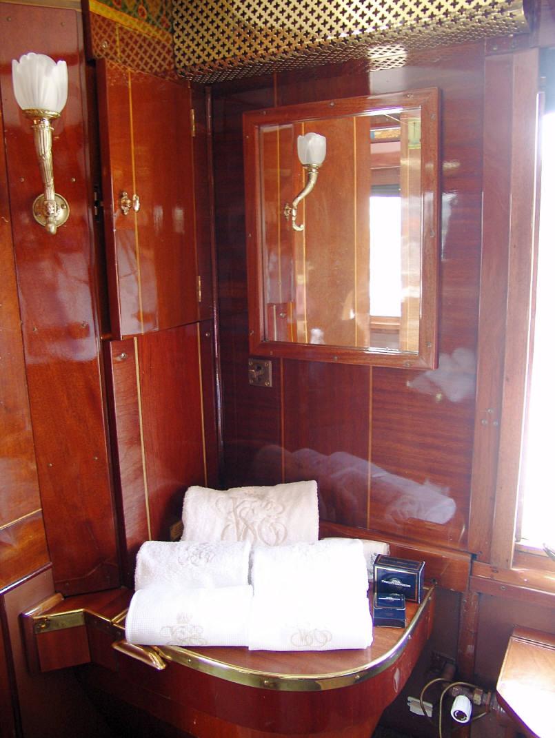 Cabine Orient Express 2