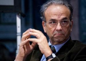 Carlo Borgomeo a Pozzuoli