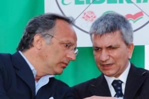 Carlo Morra con Vendola
