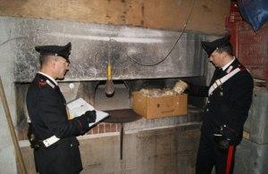 Pane e carabinieri