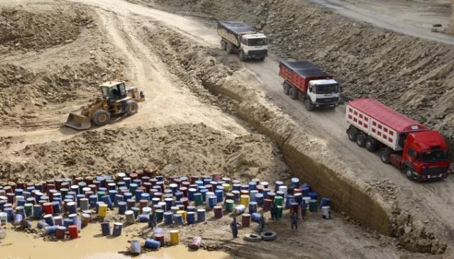 Terra dei Fuochi, sequestri per 2 milioni di euro e 17 persone denunciate