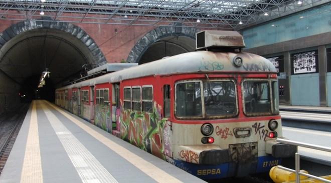 Ferrovia Cumana, l'unica certezza è il disservizio
