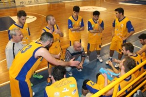 Virtus Pozzuoli Basket - time out