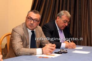 Nello Farina e Vincenzo Gargiulo