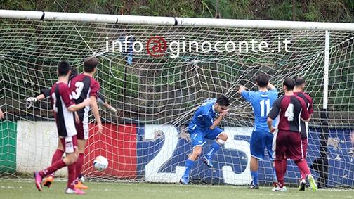 Sibilla-Puteolana 1-0, decide un goal di Lepre