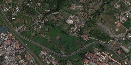Pozzuoli, aperto da oggi il Parco Urbano Attrezzato nei pressi della Solfatara