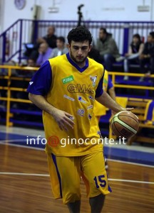 Salvatore Errico, capitano dei gialloblù