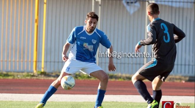 Quarto Calcio, ritorna l'attaccante Luca Tucci