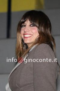 Emanuela Tittocchia, attrice e conduttrice tv madrina dell'evento